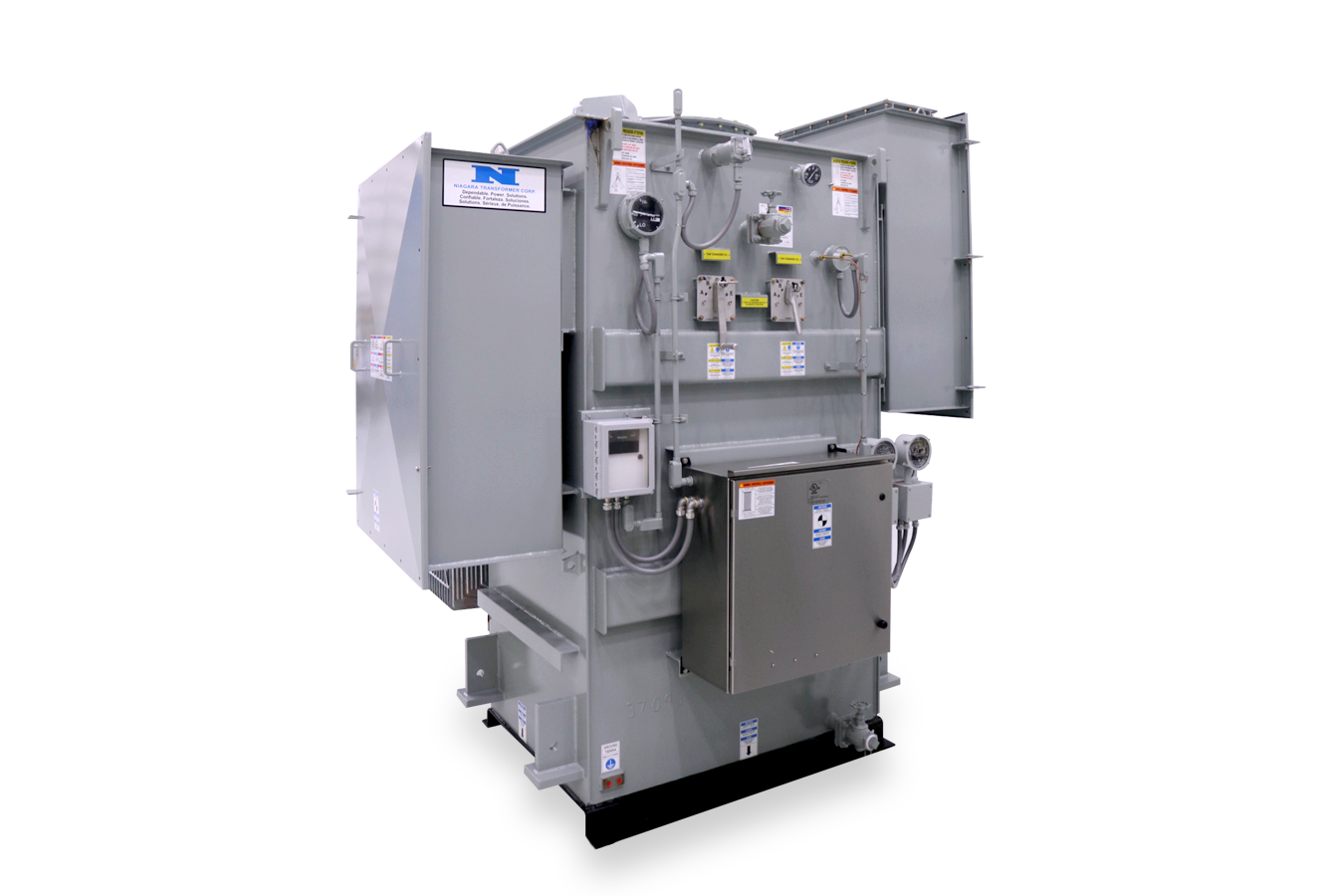 18 Pulse Rectifier Duty Transformers-Niagara Power Transformer