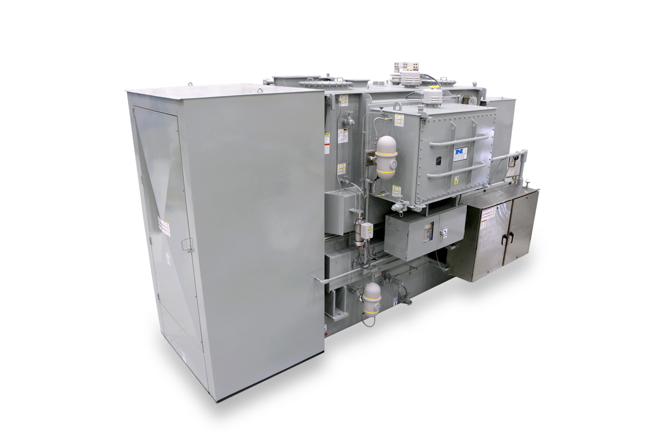 Multiple Phase Shifted Windings Transformers - Niagara Power Transformer