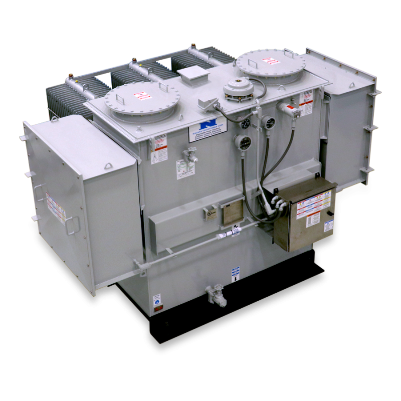 Rectifier Duty, Niagara Power Transformer