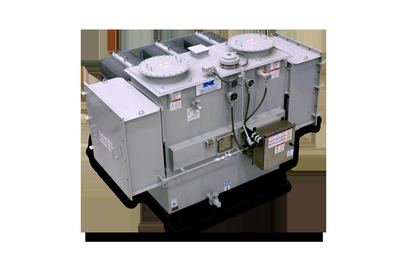 Rectifier Duty, Niagara Power Transformer