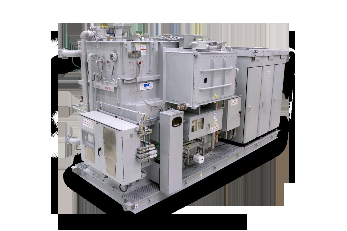 Skid Mount Power Transformer - Niagara Power Transformer