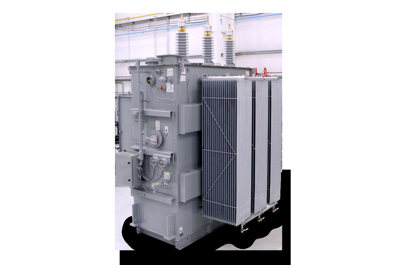 Static Excitation Transformers - Niagara Power Transformer