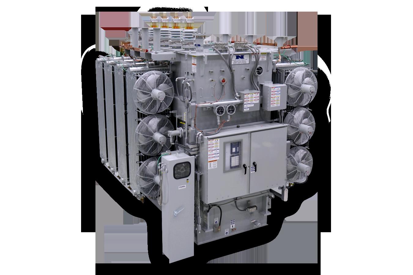Unit Substation Transformer - Niagara Power Transformer