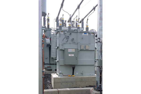 Zig-Zag and Wye-Delta Grounding Transformers